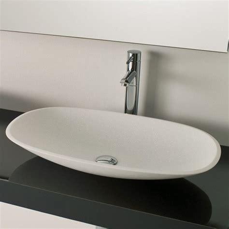 10 inch wide vessel sink ambiance bain tempo 25 inch vessel sink modern