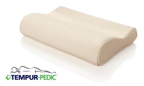 tempur pedic swedish neck pillow groupon goods