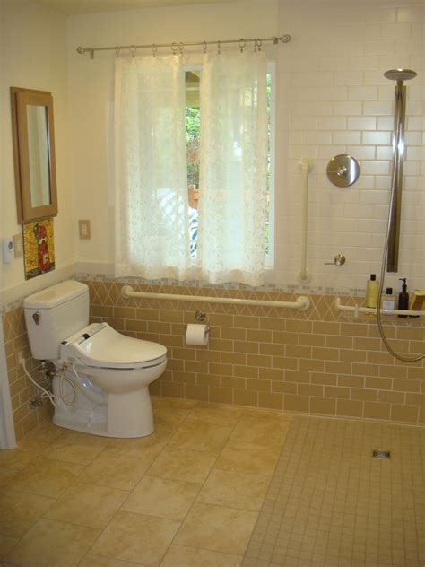 howard chermak elderly parents bathroom remodel aging