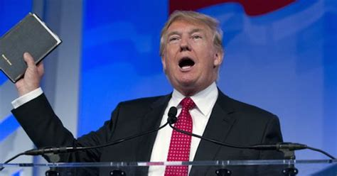 donald trump voice donald trump s appeal to evangelicals is real surging
