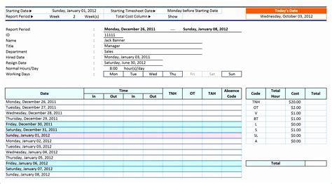 6 Student Attendance Sheet Template Excel Exceltemplates Exceltemplates Attendance Template Excel