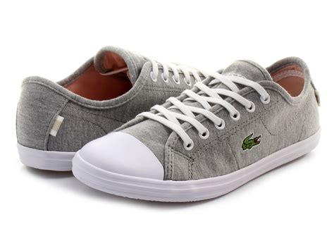 lacoste sneakers ziane sneaker canvas 151spw1048 12c