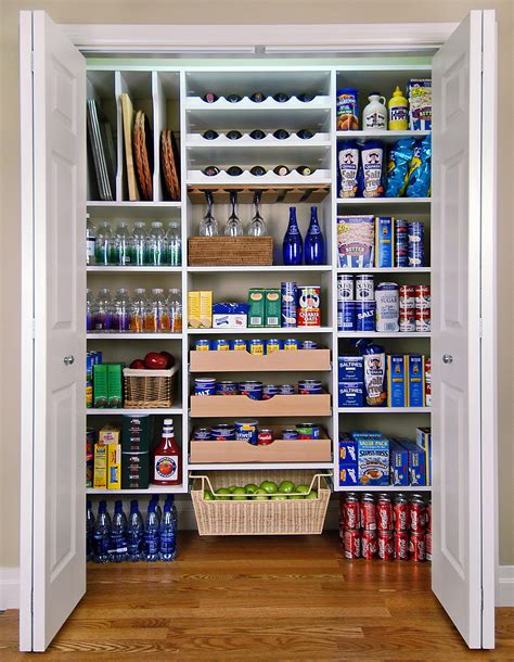 kitchen pantry shelving ideas   kitchen storage
