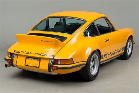 Porsche Rs 1973 by Wunderbar 1973 Porsche 911 Rs 2 7