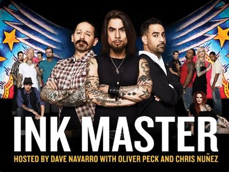 tattoo ink tv show ink master season 1 poster ink master fan art