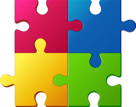 free to use clipart puzzle free to use clip clipartix