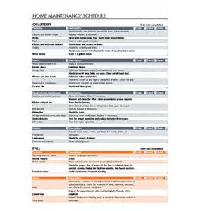 home maintenance home maintenance checklist home maintenance schedule