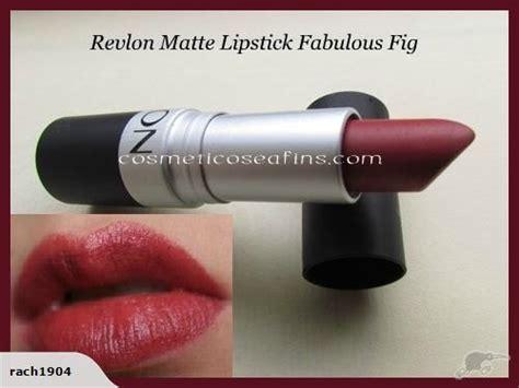Revlon Matte Lipstick Fabulous Fig the world s catalog of ideas