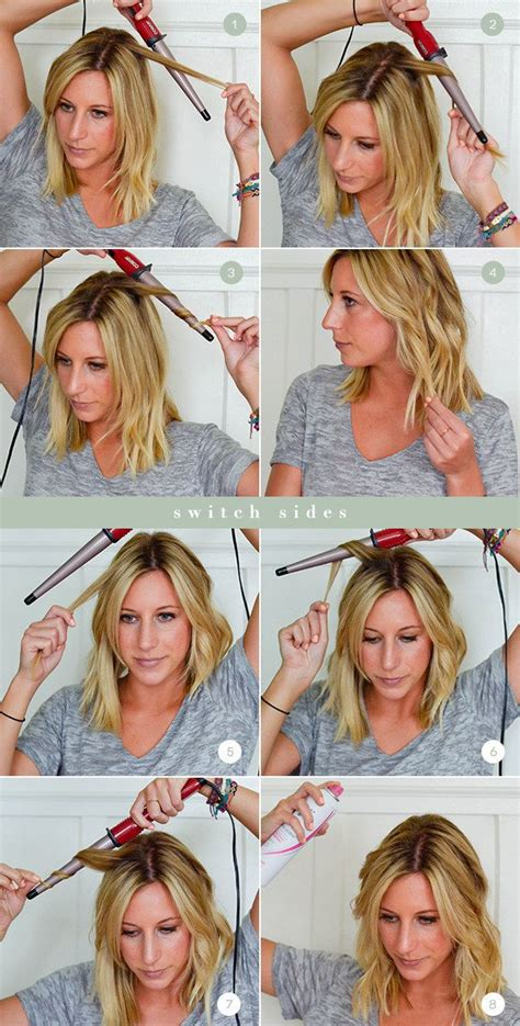 bridesmaid hairstyles useing a curling wand hairstyles useing a curling wand 1000 ideas about