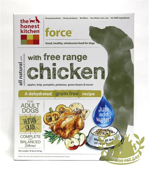 Honest Kitchen Food by Honest Kitchen Freeze Dried Food Chicken