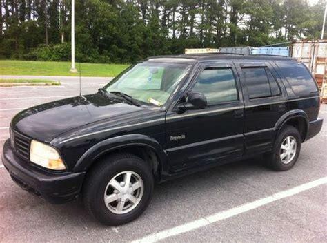 where to buy car manuals 1998 oldsmobile bravada interior lighting find used 1998 oldsmobile bravada base sport utility 4 door 4 3l in new bern north carolina