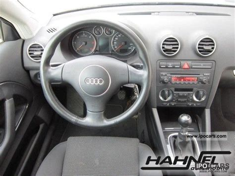 2005 audi a3 ambition fog air seats car photo and specs
