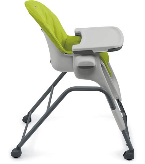 oxo seedling high chair oxo tot seedling high chair green gray