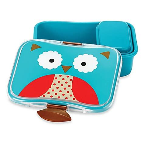 Skip Hop Zoo Lunch Ki skip hop 174 zoo lunch kit in owl bed bath beyond