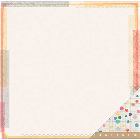 american crafts tangerine cut paste cardstock paper