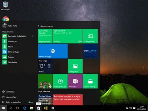 windows 10 menu tutorial tutorial windows 10 quer mais blocos no menu iniciar