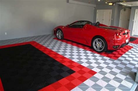 Unique Bathroom Flooring Ideas by Garage Floor Ideas 8 Easy And Affordable Options Bob Vila