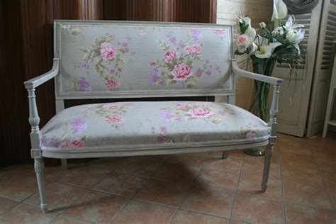 canap 233 fleuri meuble en f 234 te