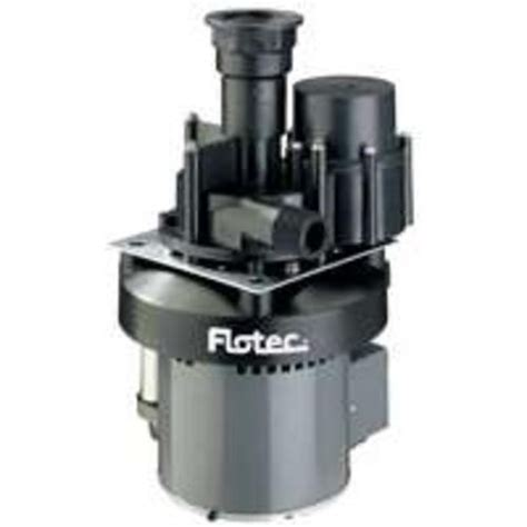 utility sink pump system flotec fpus1860a utility sink pump system 1 3 hp jet com
