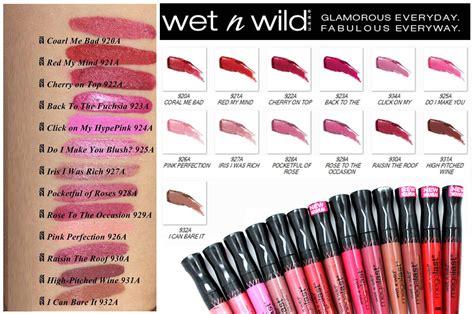 n megalast liquid lip color and megalast liquid lip color the of