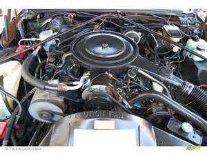 Cadillac Eldorado Engine 1985 Cadillac Eldorado Biarritz Coupe 4 1 Liter Ohv 16