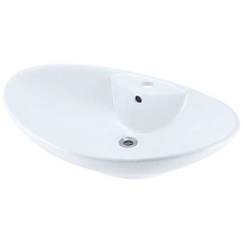 mr direct vessel sinks mr direct porcelain vessel sink in white v2102 w the