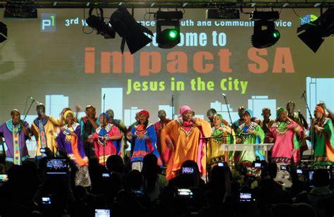 noticias adventistas congreso mundial de la iglesia servicio comunitario inaugura congreso mundial de j 243 venes