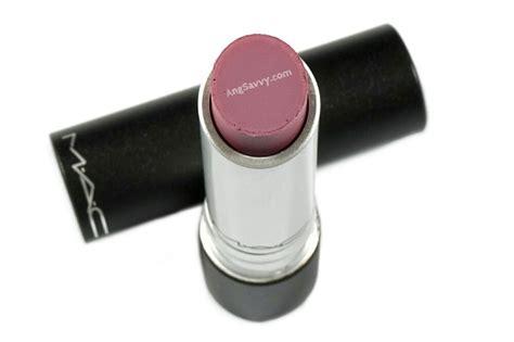 Mac Pro Longwear Lipstick Unlimited mac unlimited lipstick review ang savvy