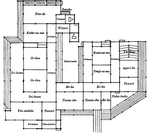 japanese castle floor plan japanese castle floor plans gallery