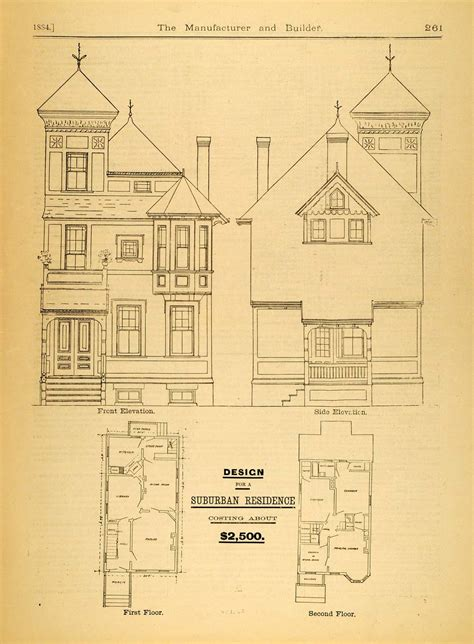 look up house blueprints victorian houses floor plans google search houses