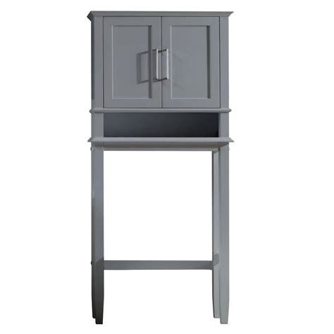 Over The Toilet Storage Bathroom Cabinets Storage Home Depot Bathroom Storage