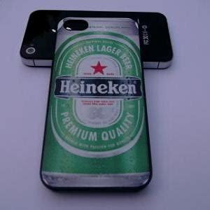 Heineken Iphone 4 4s heineken iphone 4 4s black iphone can