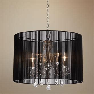 String Chandelier String Fabric Chandelier Look 4 Less