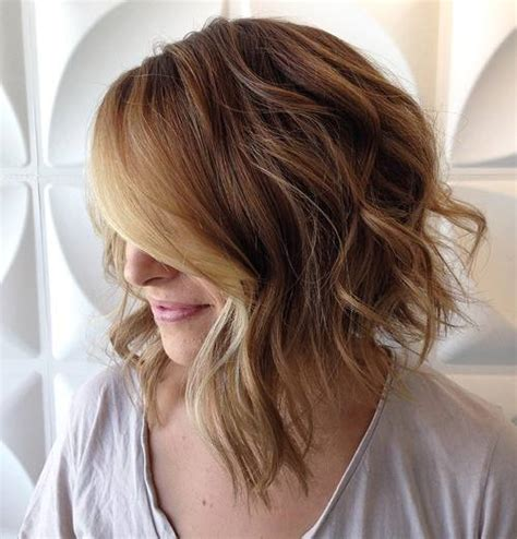 asymmetrical bob with a wave line across the front and one 50 amazing and awe inspiring asymmetrical bobs