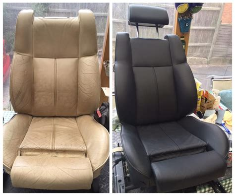 leather colourant kit car interior leather restoration