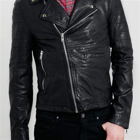 Handmade Leather Clothing - handmade brown leather jacket s bomber leather