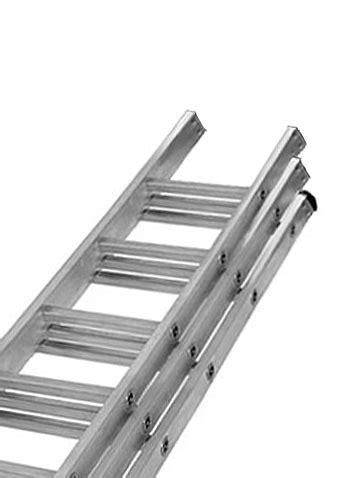 extension ladder 3 section 150kg ladders
