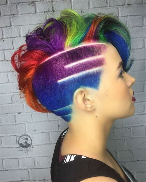 Cute Hairstyles Rainbow | 25 best ideas about gay pride tattoos on pinterest gay