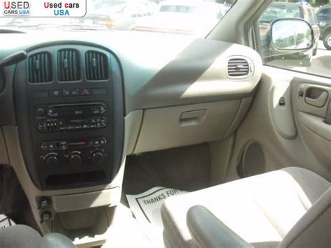 automotive air conditioning repair 2001 dodge grand caravan on board diagnostic system for sale 2001 passenger car dodge caravan hamden insurance rate quote price 4490 used cars