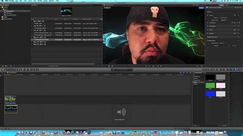 final cut pro chroma key how to chroma key in final cut pro x youtube