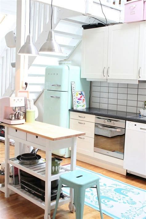 pastel kitchen ideas sweet like add a pop of pastel to your kitchen