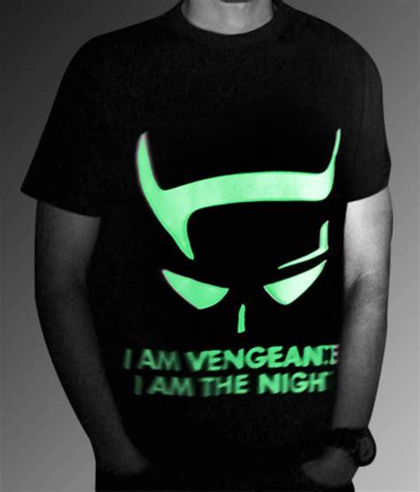 Baju Kaoa T Shirt Batman gotee apparel black batman glow in the t shirt buy