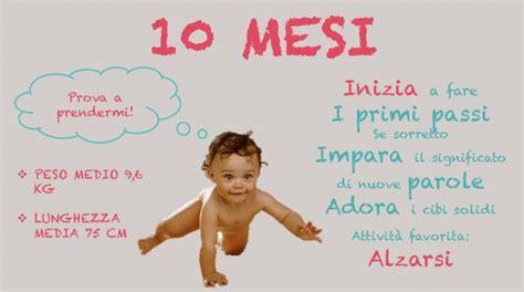 nove mesi neonato alimentazione neonato 10 mesi primi passi e parole ecco come stimolare