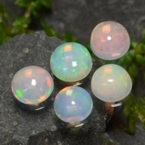 Opal 4 47ct yellow opal 1 5 carat from and