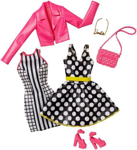 Tas Fashion Vc85065 Pink 2017 Dreamhouse Fashion Pack Signature Style
