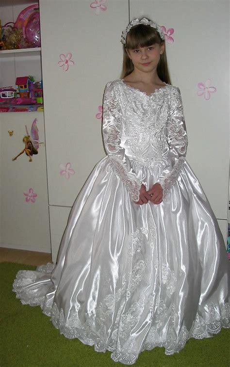 Kommunionkleid  Ol Things Mom Dress