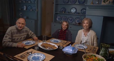 The Visit the visit is a profound exploration of familial roles