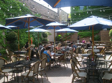 dining 50 great places for patio dining 187 milwaukee