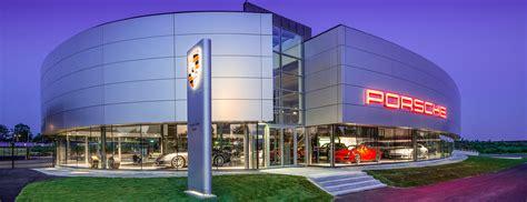 Porsche Center by Porsche Center 214 Rebro Porsche Se