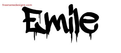 tattoo ideas for the name emile graffiti name tattoo designs archives page 333 of 400